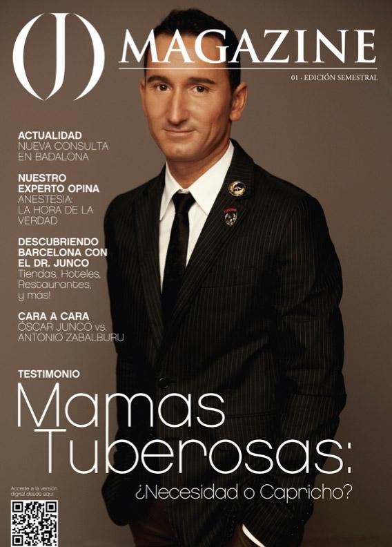 OJ Magazine num1