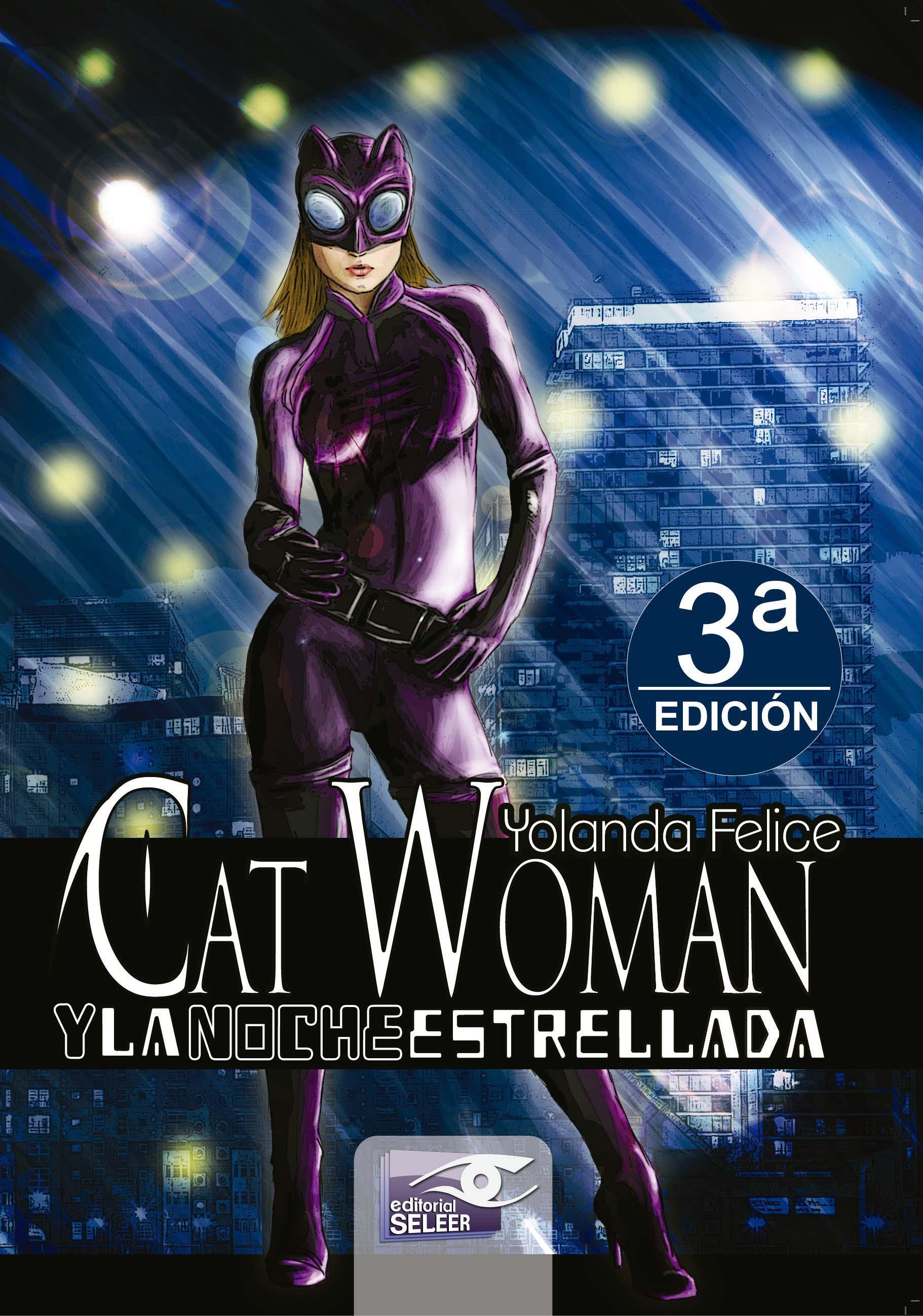 Libro Cat woman